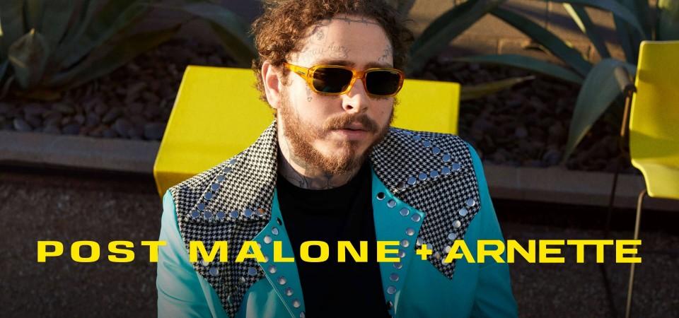 Post Malone 90s style