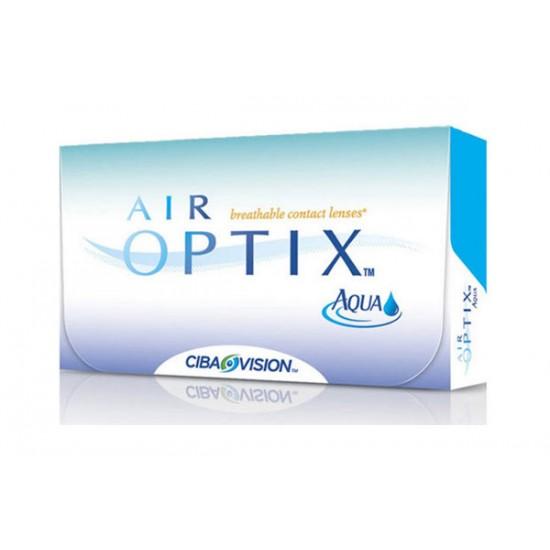 AIR OPTIX AQUA ΜΗΝΙΑΙΟΙ ΦΑΚΟΙ (6-PACK)