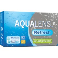 AQUALENS REFRESH FOR ASTIGMATISM(3-PACK)