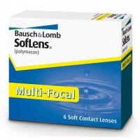 SOFLENS MULTI FOCAL (6-PACK)